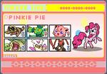 Pinkie Pie Trainer Card