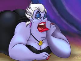 Ursula by Kaos10