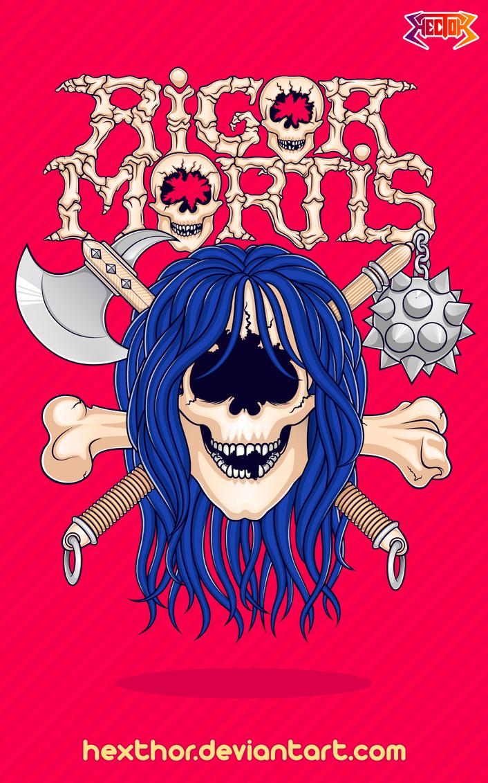 Rigor Mortis by hexthor