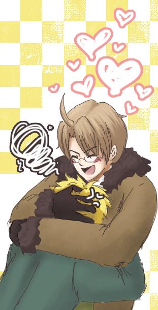 APH: Big Hug by sirohikari