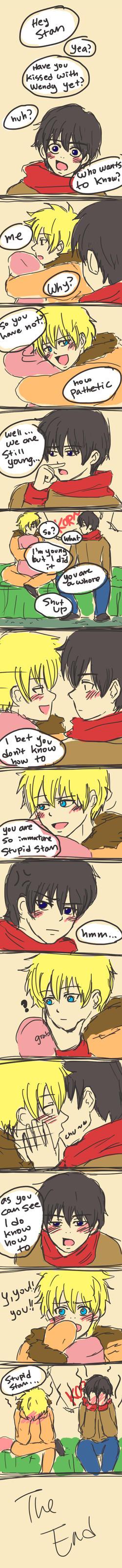 SP: Stupid Stan by sirohikari