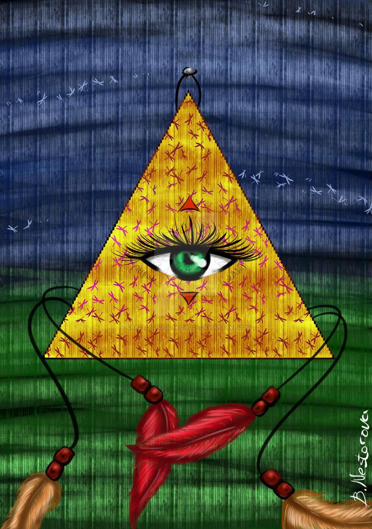 Iluminati by CrazyLittleBlakcWolf