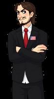 Joel 4 president by UndeadChickenNugget