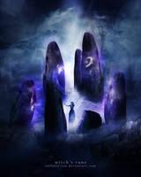 Witch's Rune by stefanie-saw