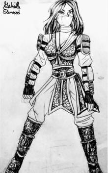 Claudia Katsuragi(read the description)