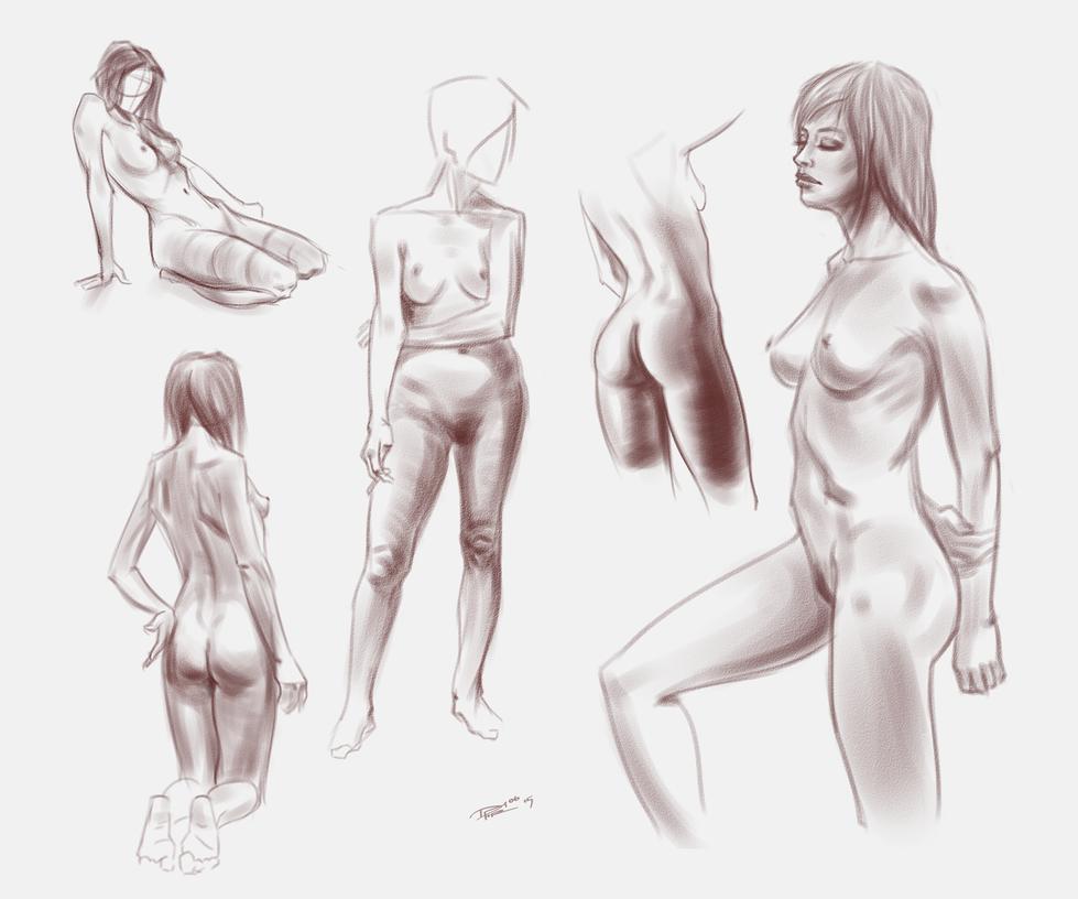 Sketch by FrostDFr