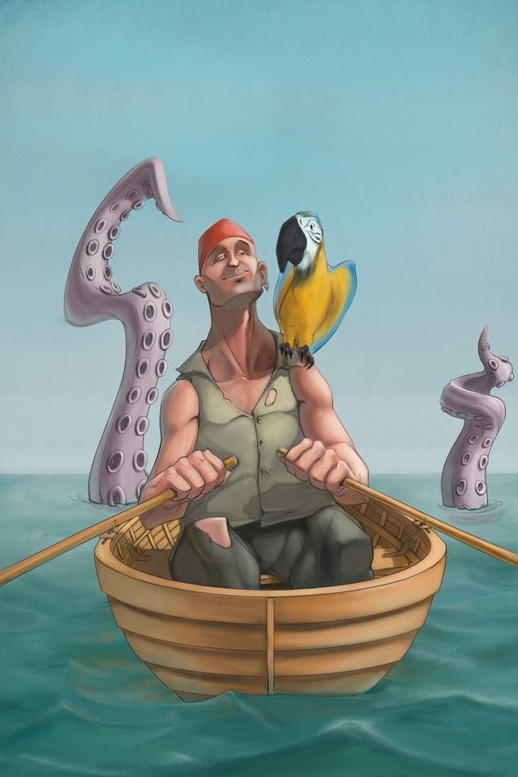 Pirate by FrostDFr