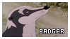 Badger Stamp by StampAG