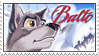 Balto  Stamp by StampAG