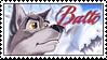 Balto  Stamp