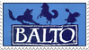 Balto Stamp 2 by StampAG