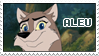 Aleu Stamp by StampAG