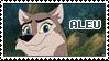 Aleu Stamp by StampAG