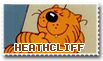 Heathcliff Stamp by StampAG