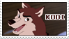 Kodi Stamp by StampAG
