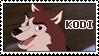 Kodi Stamp