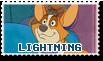 Lightning Stamp by StampAG