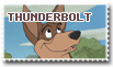 Thunderbolt Stamp by StampAG