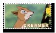 Dreamer Stamp by StampAG