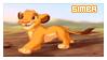 Simba Stamp by StampAG