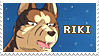 .::Riki Stamp::. by StampAG