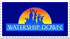 Watership Down Stamp