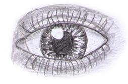 Simple Eye by JMcDouges