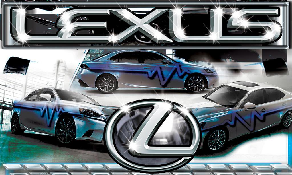 Lexus06 -Blue Pulse by RedeyeTrickmaster
