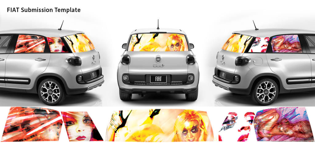 FIAT Fashionista by RedeyeTrickmaster