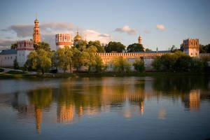 Novodevichiy monastery. by SLavaShi