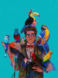 Bird up by PrinceCanary