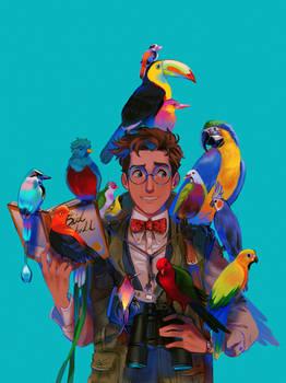 Bird up