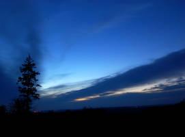 Blue by juliuslg