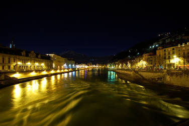 Grenoble, Isere and Vercors