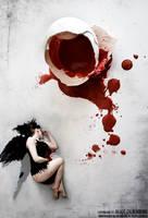 The Angel by blackbath