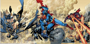Comics-Colorist-Club Trinity