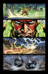 Blackest Night No.6 pg6