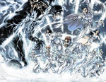 Blackest Night No.8 pgs. 16-17
