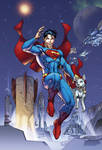 Legion of Superheroes No.2 CVR