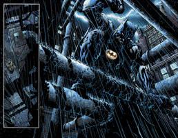 Dark Knight 2011 by sinccolor