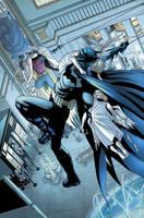 Batman and Robin 21 pg2 by sinccolor