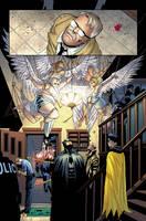 Batman and Robin 21 pg17 by sinccolor
