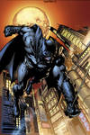 Nu52 Dark Knight