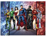 Baggin' the Justice League