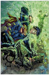 Justice League 2 Cover