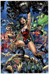 Justice League 3 Cover