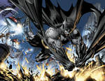 Justice League No.1 pgs 2-3