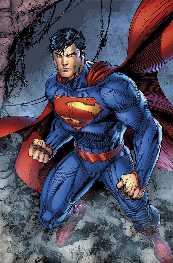 Enter...Superman by sinccolor