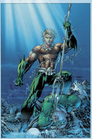 Justice League No.4 Combo CVR