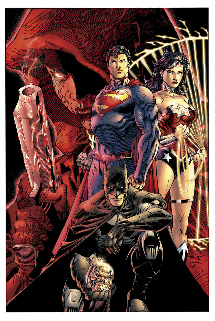 Free Comic Book Day 2012 Cover by sinccolor